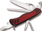 Victorinox One-Hand Forester Red & Black - VN54849