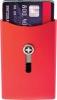 Wagner of Switzerland Super Slim Wallet Flash Red - WA702