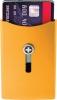 Wagner of Switzerland Super Slim Wallet Deep Orange - WA706