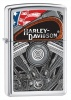 Zippo Harley Davidson Engine Windproof Lighter