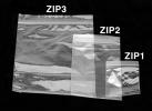 Recloseable Bags Bags 5 inch x 7 inch - ZIP3