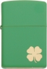 Zippo Shamrock lighter (model ZO19052)