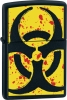 Zippo Hazardous lighter ZO24330 Black Matte