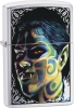 Zippo Red Hot & Rockin Face Painting Boy ZO24403
