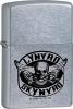 Zippo Lynard Skynard Lighter 24568 Street Chrome