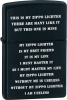 The Zippo Creed lighter ZO24710