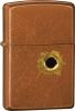 Bullet Hole Windproof Lighter ZO24717 Distinctive