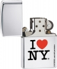 Zippo I Love New York lighter (model ZO24799)