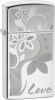 The Zippo Love Flower ZO24816 lighter