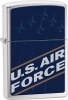 The Zippo US Air Force lighter (model ZO24827)