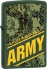 Zippo Army lighter model(ZO24828)