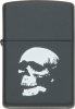 The Zippo Skull lighter (model ZO81068)
