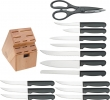 Chicago Cutlery Basics Fifteen Piece Set - C49115