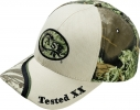 Case Camo Baseball Cap Adjustable Strap Case Logo