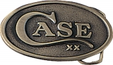 Case Oval Belt Buckle - CA934