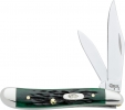 Case Cutlery Peanut Bermuda Green - CA9726