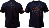 Cold Steel Samurai T-Shirt Large - CSTH2