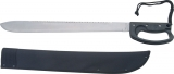 Meyerco Machete 28 Inch Overall Saw Back Sheath