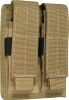 Maxpedition Double Sheath Khaki - MX1412K