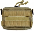 Maxpedition Tactile Pocket-Small Khaki - MX223K
