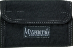 Maxpedition Spartan Wallet Black - MX229B