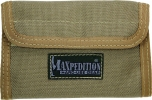 Maxpedition Spartan Wallet Khaki - MX229K