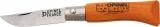Opinel No 2 Beechwood Carbon - OP11020
