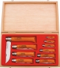 Opinel 10pc Carbon Steel Knife Set 83102