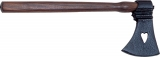 Pakistan Tomahawk  PA937 13 Inches Heart Cut Out