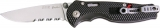 SOG 97 Flash I A/O Part Serrated Knife