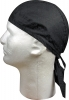 Zan Headgear Solid Black - Z114