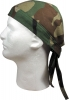 Zan Headgear Woodland Camo - Z118C