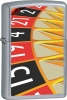 Zippo Roulette Wheel Windproof Lighter (24887)