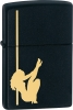 The Zippo Girl Pole lighter (model ZO24892)